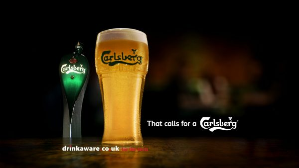 Carlsberg Beer Commercial Journey