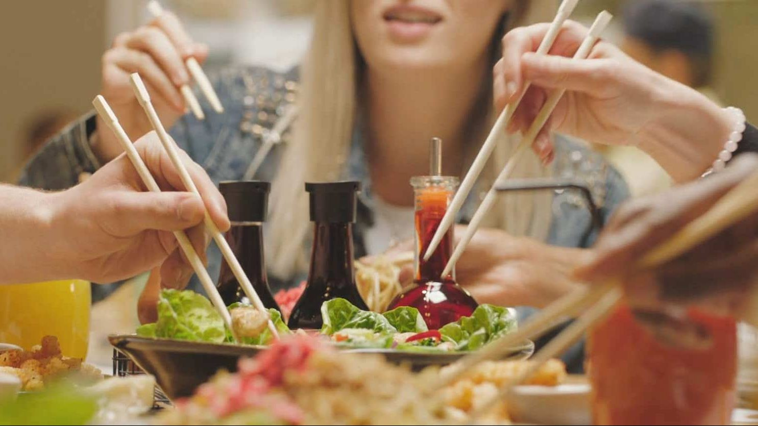 wagamama food advertising digital OOH production post production