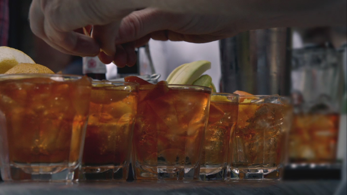 aberlour Whisky brand film director experiential advertising