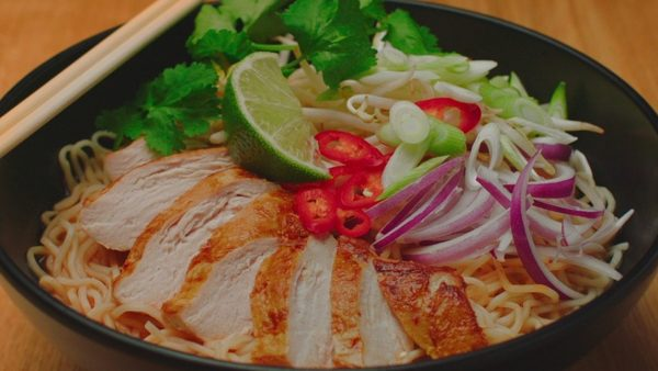 wagamama recipe social media videos