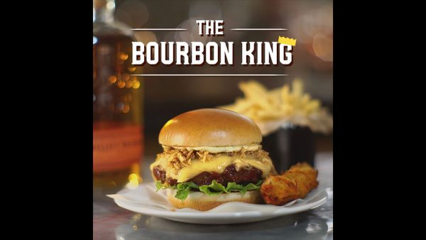 Loco's video for Byron Hamburgers Bourbon King